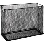 Короб для подвесных файлов Buromax, 315x140x245мм, металлический, черный (BM.6236-01)