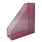 Лоток вертикальный Buromax 80x230x300 мм, металлический, красный (BM.6260-05)