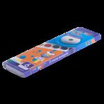 Краски акварельные ZiBi Smart Line, без кисточки, 6 цветов (ZB.6540)