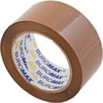 Скотч упаковочный Buromax, 48 мм, 45 м, 45 мкм, коричневый (BM.7011-01)