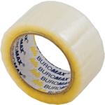 Скотч упаковочный Buromax, 48 мм, 66 м, 45 мкм, прозрачный (BM.7018-00)