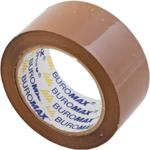 Скотч упаковочный Buromax, 48 мм, 66 м, 45 мкм, коричневый (BM.7018-01)