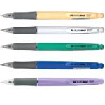Ручка шариковая автоматическая Buromax Jobmax, 0,7 мм, синее чернило (BM.8201)