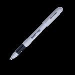 Ручка гелевая Buromax JobMax, 0,5 мм, черный (BM.8340-01)