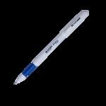 Ручка гелевая Buromax JobMax, 0,5 мм, синий (BM.8340-02)