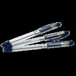 Ручка шариковая Buromax MaxOFFICE, синее чернило (BM.8352-01)
