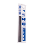 Стержни Buromax для механических карандашей 0.7 мм B 12 шт. (BM.8664)