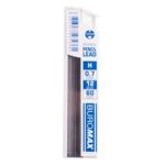 Стержни Buromax для механических карандашей 0.7 мм H 12 шт. (BM.8665)