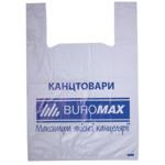 Пакет Buromax майка 37х55см (BM.paket)