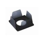 Бокс для бумаги Кип, 90х90х45 мм, дымчатый (BOKSKIPдым.)