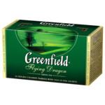 Чай зелёный Greenfield Flying Dragon 2гх25шт, в пакетиках (106108)