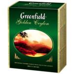 Чай черный Greenfield Golden Ceylon 2гх100шт., в пакетиках (106401)