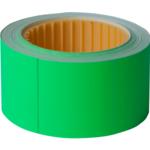 Ценник Buromax, 30*40мм, (150шт, 4,5м), прямоугольный, внешняя намотка, зеленый (BM.282113-04)