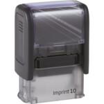 Оснаска для штампа Trodat Inprint 10 (8910) черная (Imprint 10 чорн)