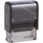 Оснаска для штампа Trodat Inprint 11 (8911) черная (Imprint 11 чорн)