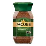 Кофе растворимый Jacobs Monarch, 190г, стекло (prpj.42961)