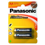 Батарейка Panasonic Alkaline Power LR06 AA, 2 шт