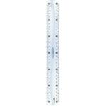 Линейка пластиковая Maped Essentials, 30 см (MP.146109)