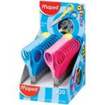 Ножницы детские Maped Vivo, 120 мм, ассорти (MP.472012)