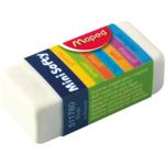 Ластик Maped Mini Softy, в картонном держателе (MP.511780)