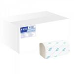 Полотенца Tischa Papier Eco V-образные макулатурные целлюлозные 150 шт (P135)