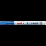 Маркер для всех типов поверхности Uni Paint 0,8-1,2 мм Синий (PX-21.Blue)