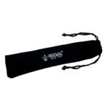 Ручка-роллер Regal в бархатном чехле, хром (R117603.R)