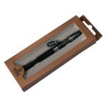 Ручка-роллер Regal в футляре J, черный (R284200.J.R)