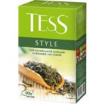 Чай зеленый Tess Style 90 г, листовой (prpt.105168)