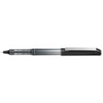 Ручка-роллер Uni-Ball Eye Needle Micro, 0,5 мм, черный (UB-185S.Black)
