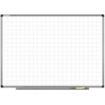 Доска для маркера в клетку UkrBoards 45х60 см (UB45x60Wk)