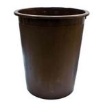 Корзина для бумаг Кип, 10 л, пластик (VDRBPR2)