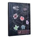 Папка для тетрадей ZiBi Spider, B5+, картонная, на резинке (ZB.14950)