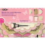 Заготовка для открыток ZiBi Romance 10.2 х 15.3см (ZB.18201-AF)