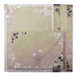 Заготовка для открыток ZiBi с цветными конвертами Vintage 10.5 х 14.8см (ZB.18221-AD)