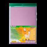 Набор цветного материала EVA ZiBi, 5 листов: 5 цветов (ZB.1916)