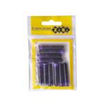 Капсулы с чернилами в блистере ZiBi Kids Line, фиолетовый, 10 шт (ZB.2274-05-10)
