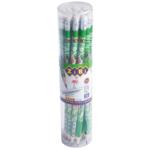 Карандаш графитовый ZiBi Kids Line Tropikana HB с ластиком (ZB.2309-20)