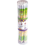 Карандаш графитовый ZiBi Kids Line Goal HB с ластиком (ZB.2311-20)