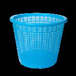 Корзина для бумаг ZiBi, 8 л, пластик, синий (ZB.3040-02)