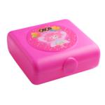 Контейнер для еды ZiBi, 138х147х55мм, розовый, KIDS Line (ZB.3053-10)