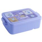 Контейнер для еды ZiBi,190х130х55мм, фиолетовый, KIDS Line (ZB.3055-07)