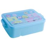 Контейнер для еды ZiBi,190х130х55мм, голубой, KIDS Line (ZB.3055-14)