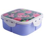 Контейнер для еды ZiBi,170х170х65мм, фиолетовый, KIDS Line (ZB.3054-07)