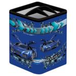 Подставка для ручек металлическая ZiBi, синий (ZB.3103-02)
