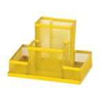 Прибор настольный металлический ZiBi, желтый (ZB.3116-08)