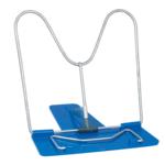 Подставка для книг ZiBi, синий (ZB.3500-02)