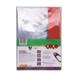 Обложка для тетради ZiBi с клапаном А4, PVC, 75мкм (ZB.4712-99)