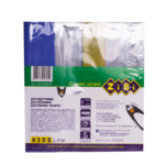 Обложки для книг ZiBi 225x400 мм с клапаном, PVC, ассорти, 5 шт (ZB.4720-99)