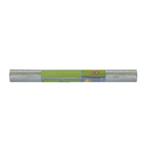 """Пленка клейкая для книг ZiBi Kids Line """"Flowers"""" голограмма серебро 33 см х 1.2 м (ZB.4787-24)"""